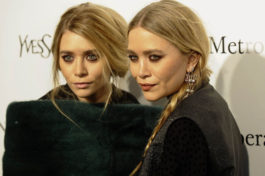Ashley et Mary-Kate Olsen... (Photo: AFP)