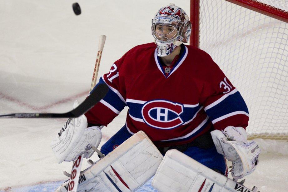 Carey Price disputera un 72e match cette saison,... (Photo: André Pichette, La Presse)