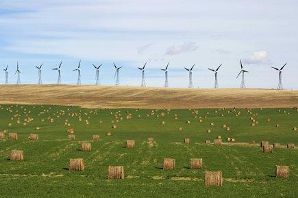 En 2009, 40% de la nouvelle capacité de... (Photo: Reuters)