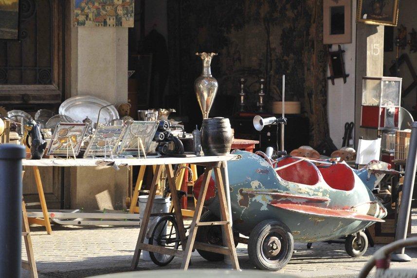 Paris déborde de trésors. Et pas que dans... (Photo: Stéphanie Morin, La Presse)
