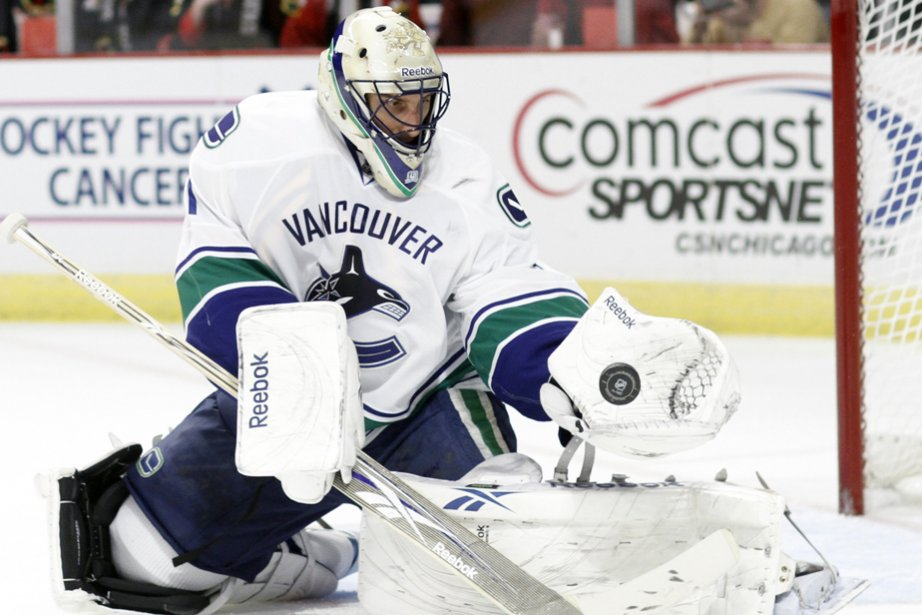 Ce printemps, ce sont les Canucks qui partent... (Photo: Reuters)