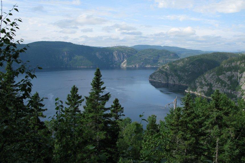 Le fjord du Saguenay... (Photo: Archives La Presse)
