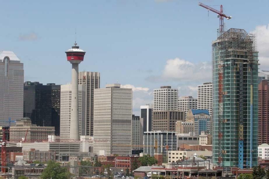 En 2012, Saskatoon, Calgary (notre photo), Edmonton et... (Photo Bloomberg News)