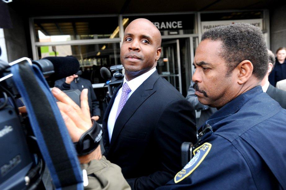 Barry Bonds était accusé d'avoir menti au grand... (Photo: AP)