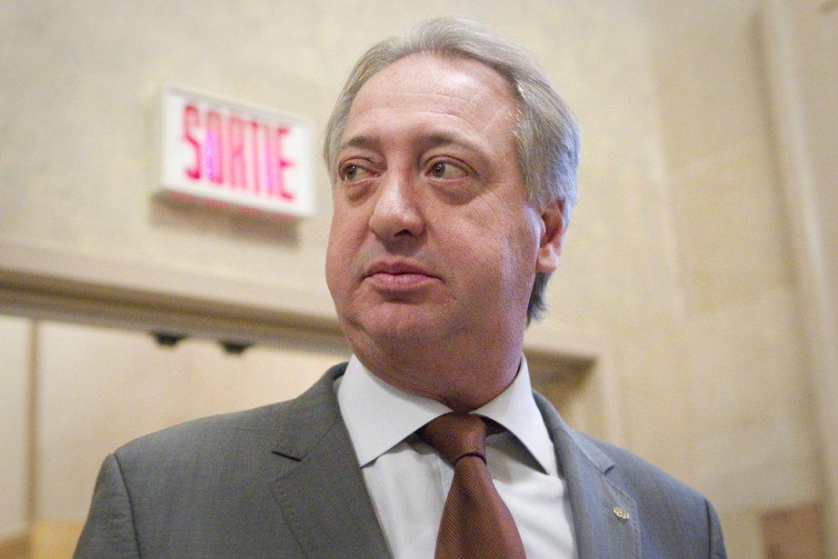 Claude Dauphin (notre photo) a confirmé hier que... (Photo: André Pichette, La Presse)
