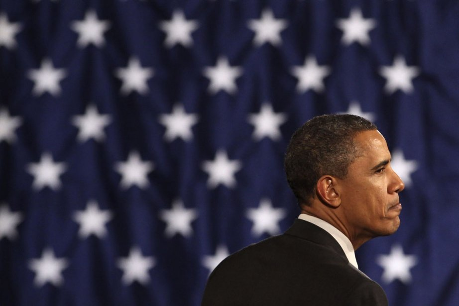 Barack Obama.... (Photo: AFP)