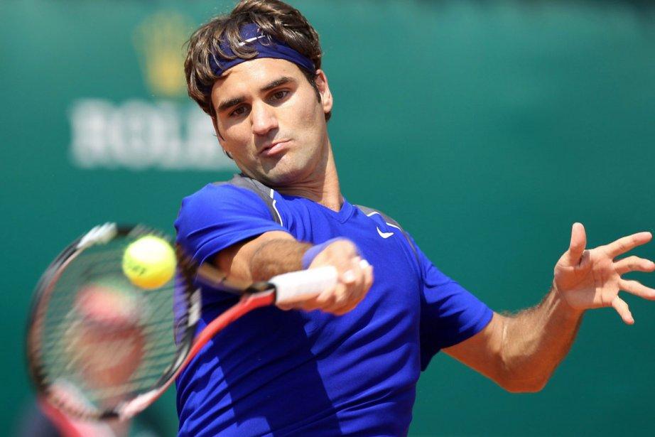 Federer a du mal depuis trois ans à... (Photo: AFP)