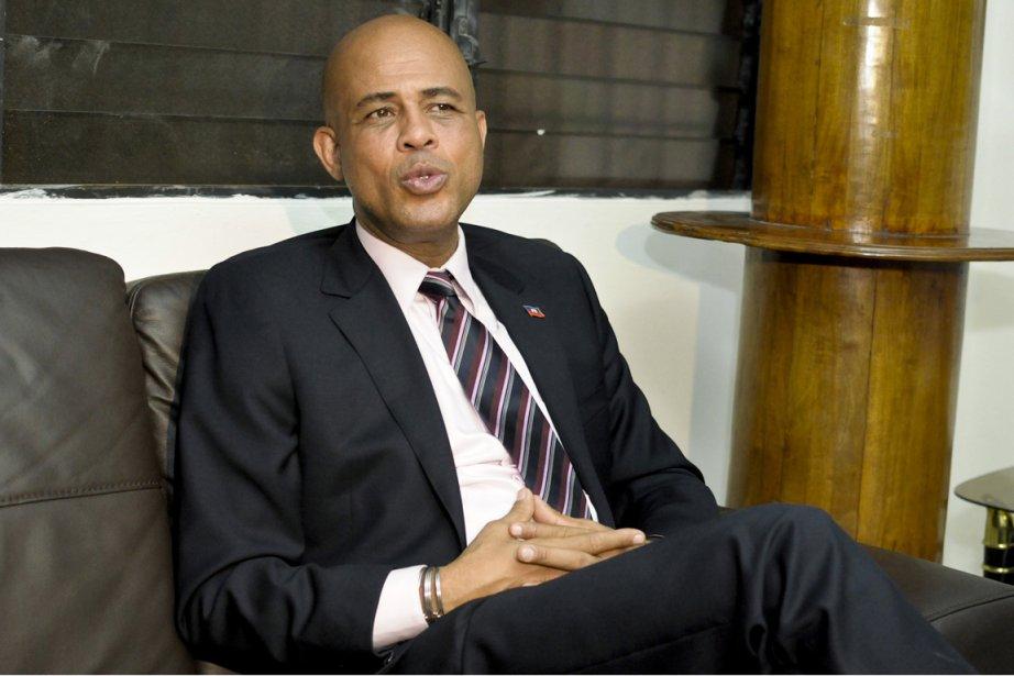 Les résultats préliminaires donnaient Michel Martelly gagnant avec... (Photo: Swoan Parker, Reuters)