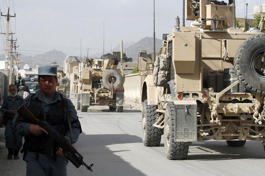 Plus de 2400 soldats étrangers ont été tués... (Photo: Reuters)