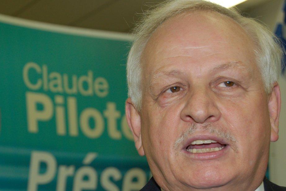 Le candidat bloquiste dans Roberval-Lac-Saint-Jean, Claude Pilote, a... (Photo: Louis Potvin, Archives Le Quotidien)