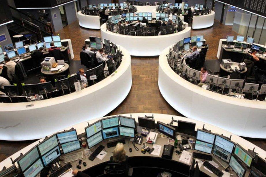 L'opérateur boursier allemand Deutsche Börse attend toujours la... (Photo AFP)