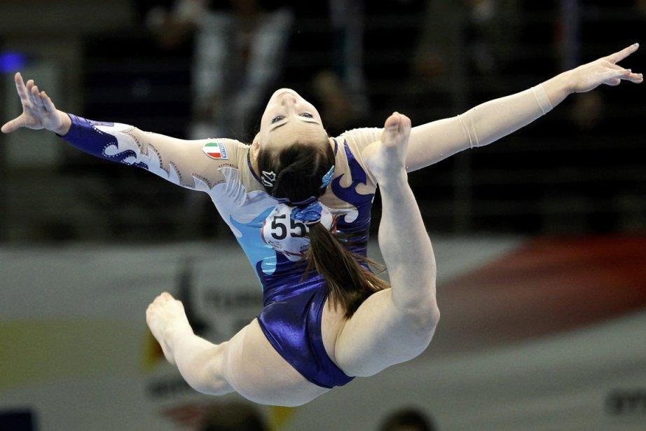 Les Championnats du monde de gymnastique sont prévus... (Photo: Reuters)
