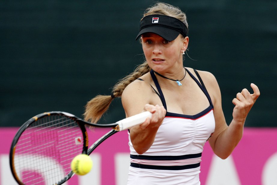 Anna Chakvetadze... (Photo: Reuters)