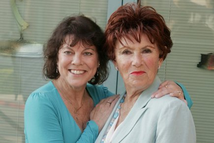 Erin Moran et Marion Ross font partie du... (Photo: Reuters)