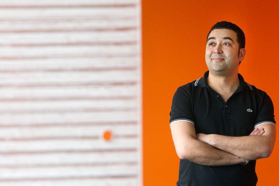 Nadir Aboura... (Photo Robert Skinner, La Presse)