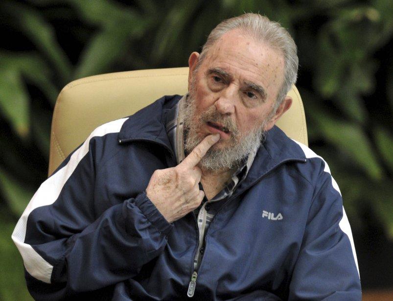 Fidel Castro... (AFP)