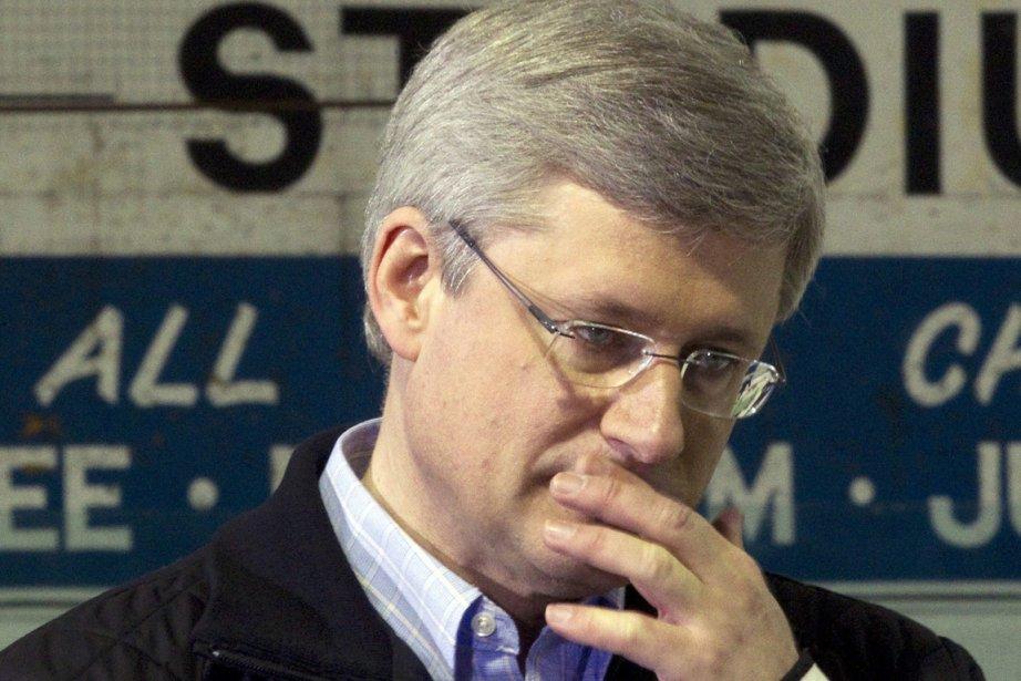 Interrogé sur les propos d'un de ses candidats,... (Photo: Frank Gunn, PC)