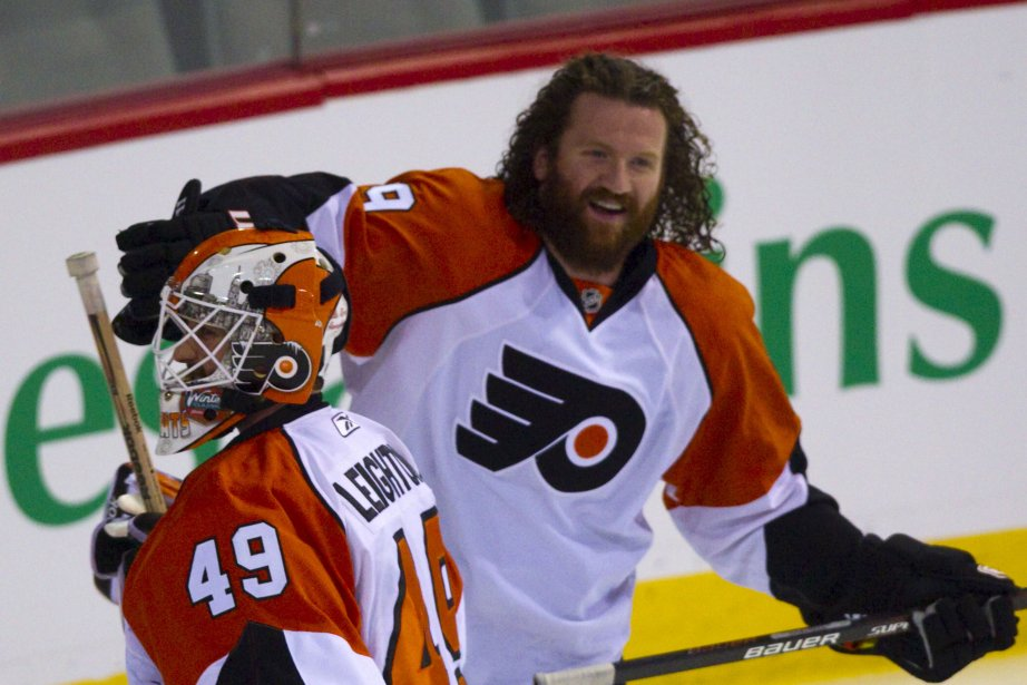 Scott Hartnell | 22 avril 2011