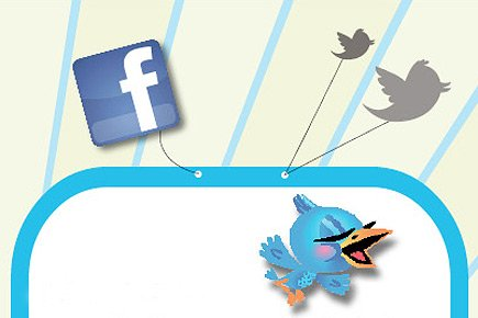 La popularité des médias sociaux est indiscutable.... (Illustration La Presse)