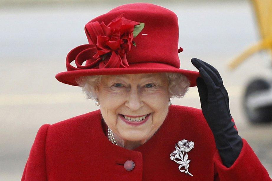 Reine Elizabeth, 2011... (Photo: Reuters)