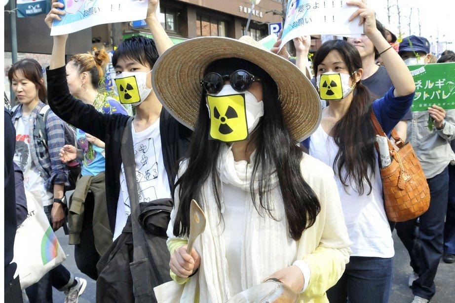 L'énergie nucléaire représentait, avant le tsunami du 11... (Photo: AFP)