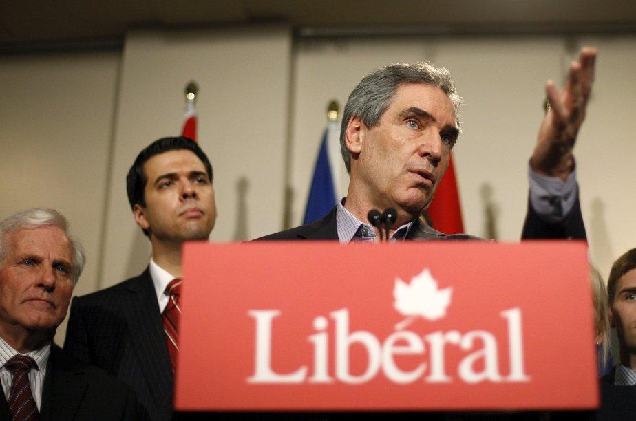 Après l'élection de 2006, le Parti libéral a... (PHOTO: MATHIEU BÉLANGER, REUTERS)