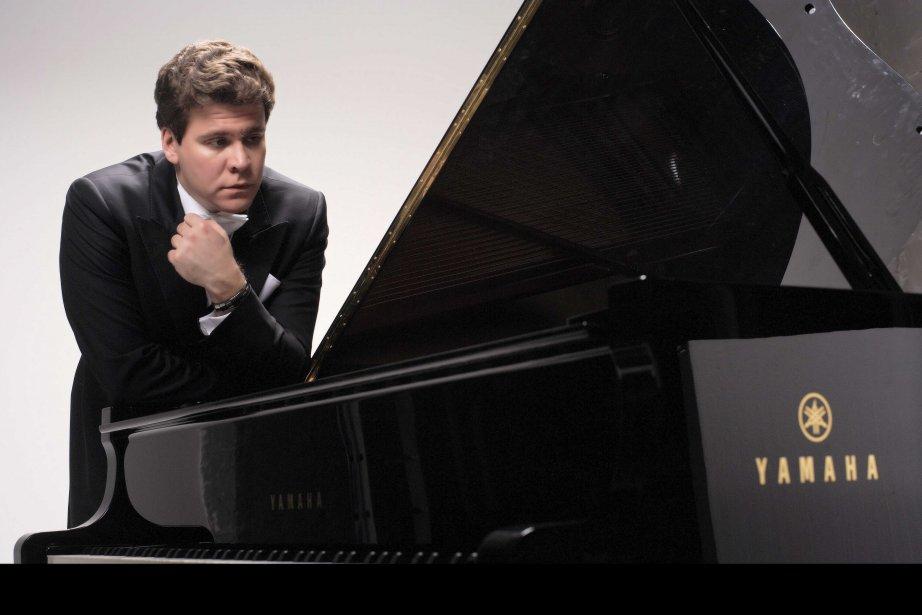 Le pianiste Denis Matsuev...