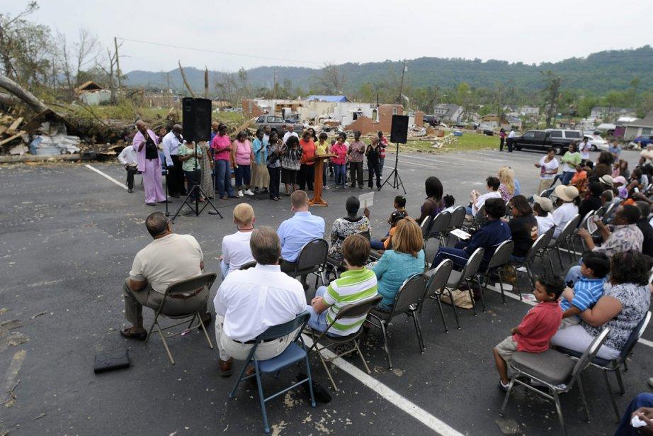 «Nous sommes dans la Bible belt, les gens... (Photo: AP)