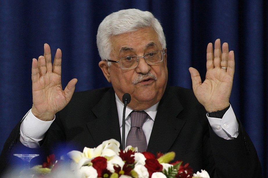 Le président palestinien Mahmoud Abbas.... (Photo: Reuters)