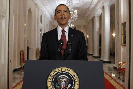 La Maison-Blanche a confirmé tard dimanche soir que... (Photo: Reuters)
