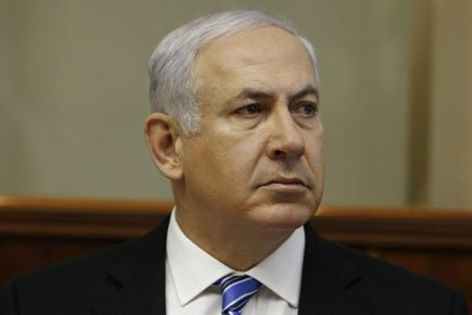 Le Premier ministre israélien Benjamin Netanyahu.... (Photo: AP)