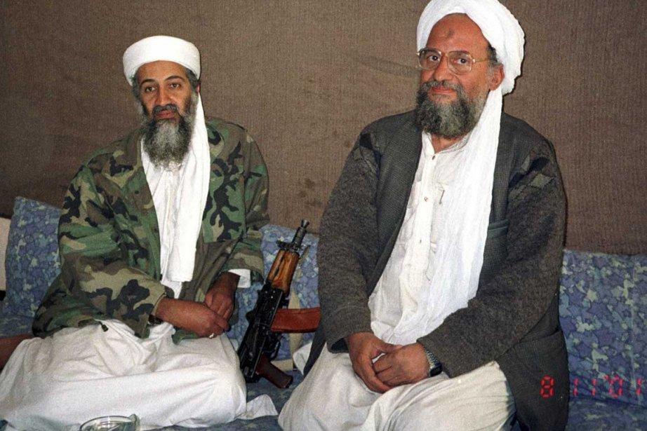 Oussama Ben Laden et son possible successeur