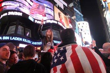 Plusieurs manifestations de joie se sont déroulées aux... (Photo: AP)
