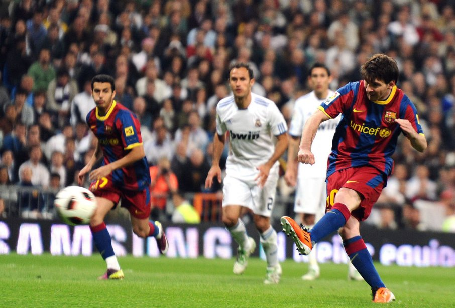 D'ici là, les frères ennemis d'Espagne, Barça et... (Photo: AFP)
