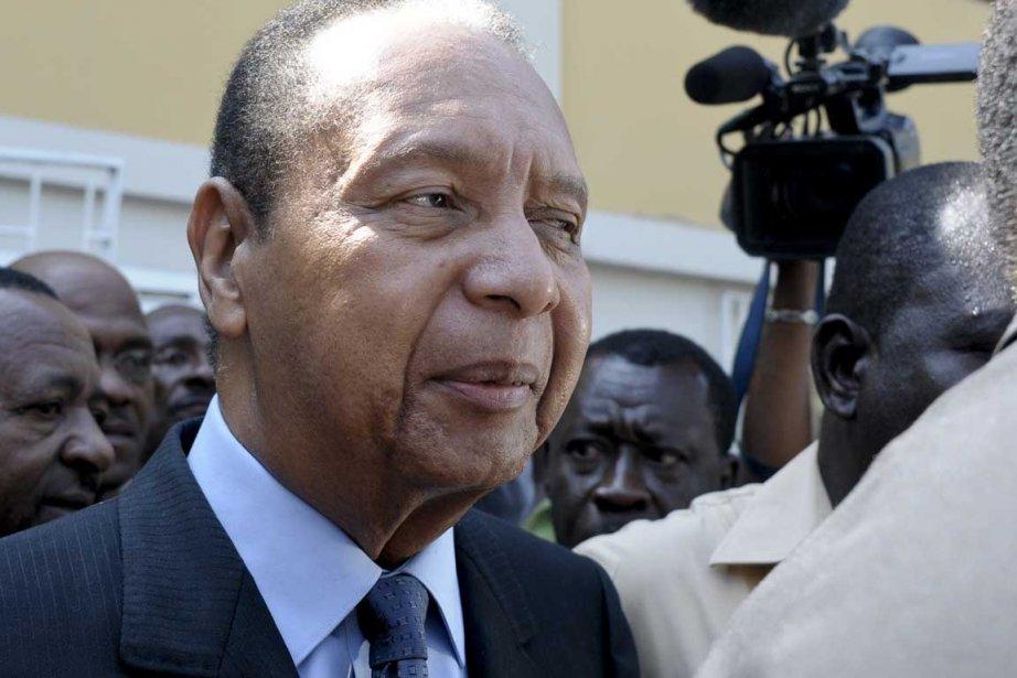 Jean-Claude Duvalier... (Photo AFP)