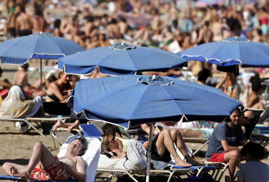 Le conseil municipal de Barcelone a voté vendredi... (Photo: AP)