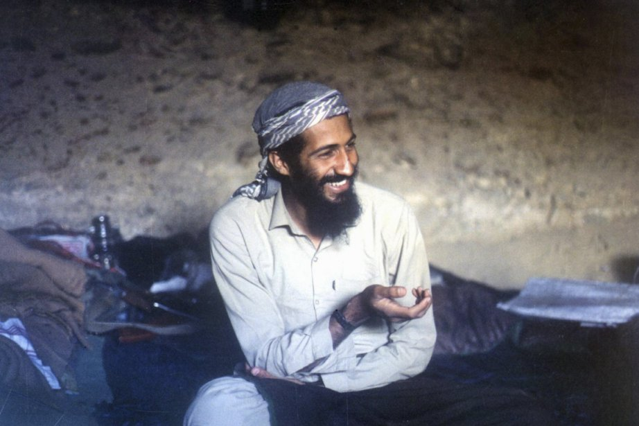 Oussama ben Laden.... (Photo AFP)