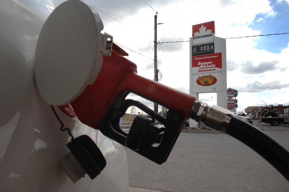 Les prix de l'énergie ont progressé de 13,4% au... (Photo: Ève Guillemette)