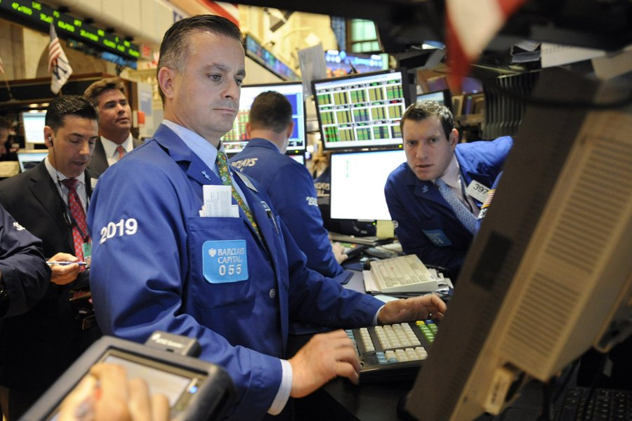 Les investisseurs se préparent à faire face à une semaine beaucoup... (Photo: AP)