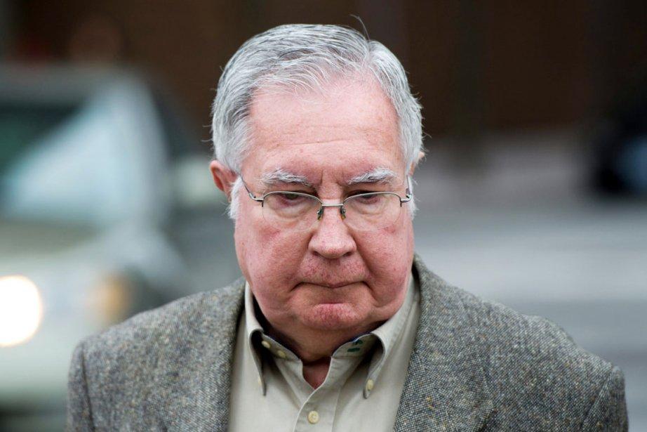 Lahey, âgé de 70 ans, avait été accusé... (Photo: PC)