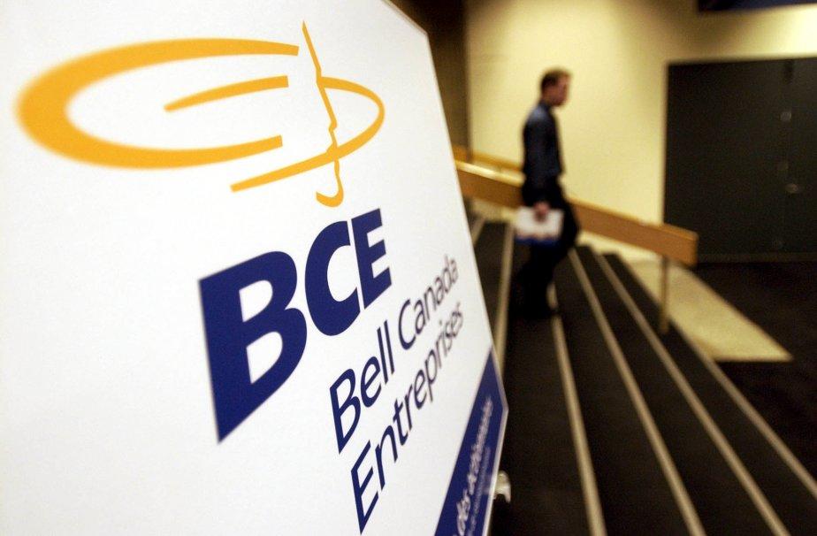 Les désinvestissements du titre de BCE n'ont pas... (PHOTO: ARCHIVES BLOOMBERG)