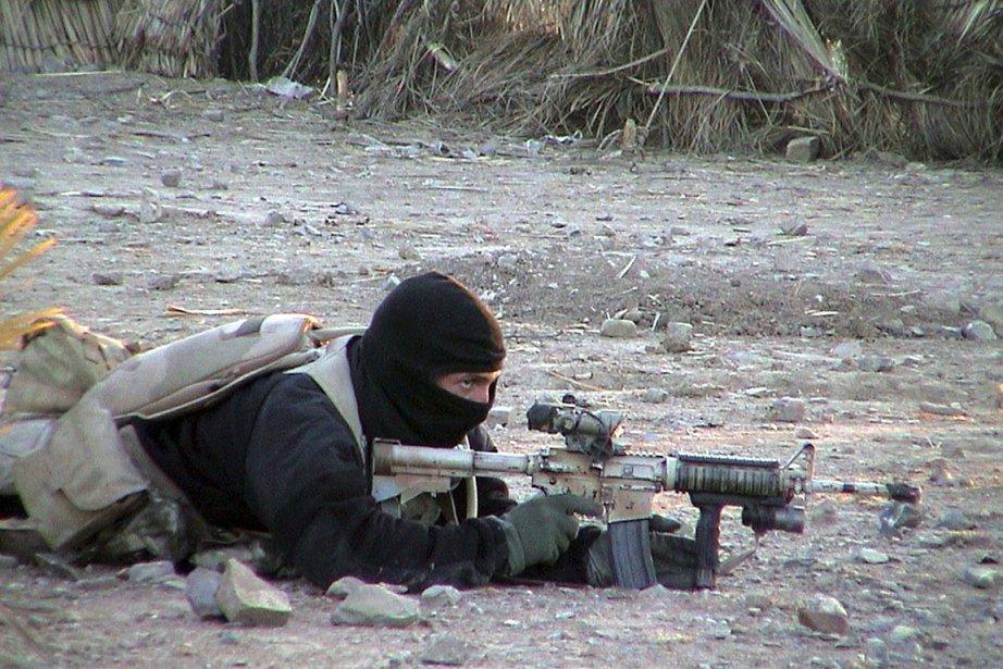 Un membre des SEAL Team Six en Afghanistan... (Photo: archives Reuters)