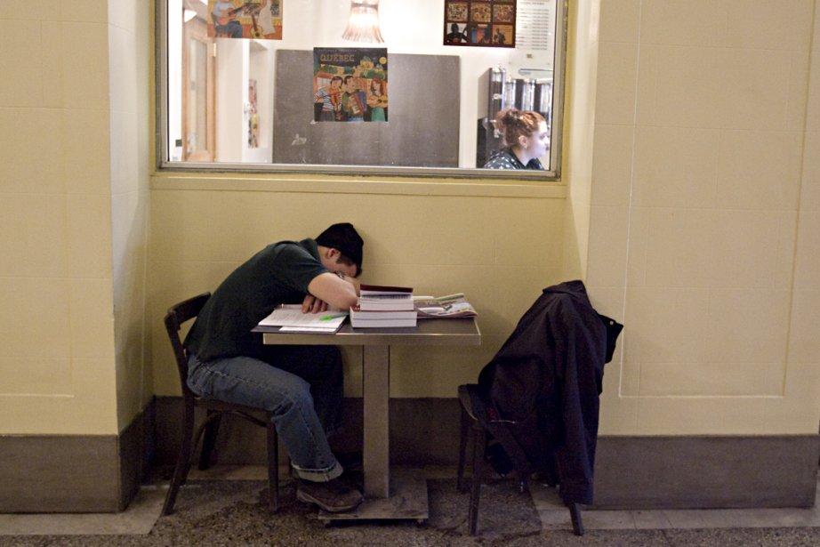 Le manque de sommeil est l'une des causes... (Photo: François Roy, La Presse)