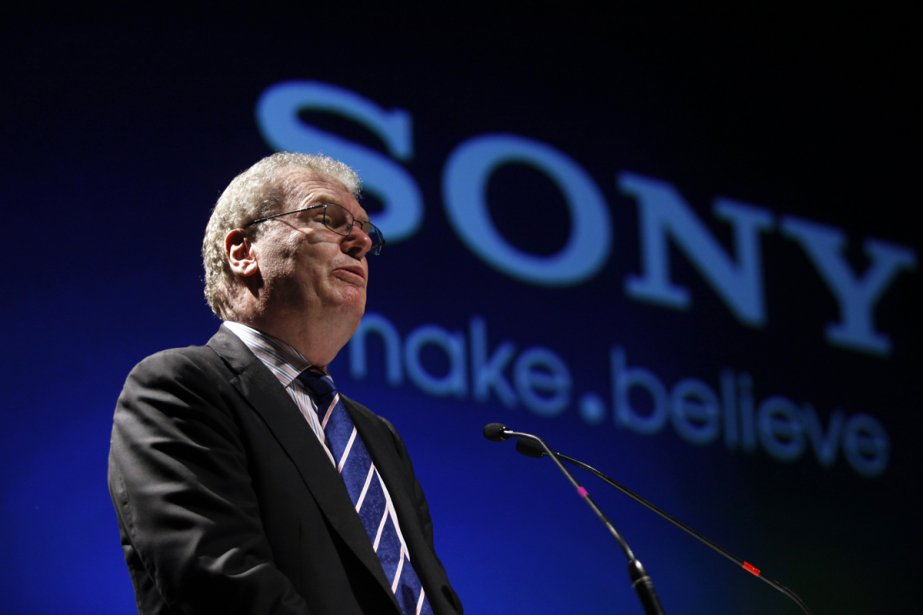Le PDG de Sony, Howard Stringer.... (Photo: Reuters)