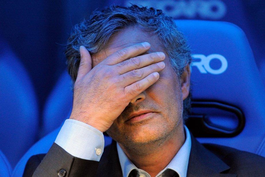 Jose Mourinho... (Photo: AFP)