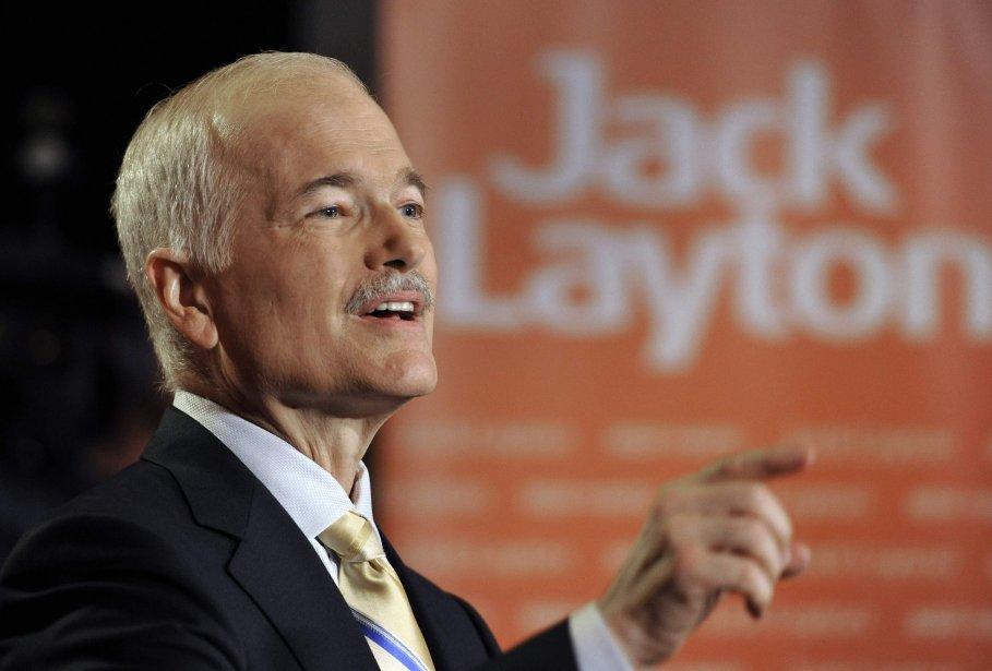 En votant majoritairement pour Jack Layton et le... (PHOTO: MIKE CASSESE, REUTERS)