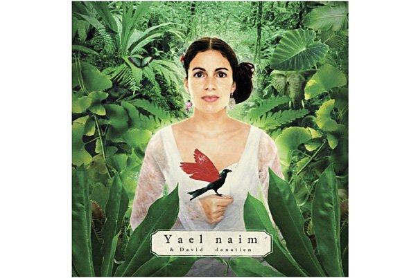 Pochette cd de Yael Naim...