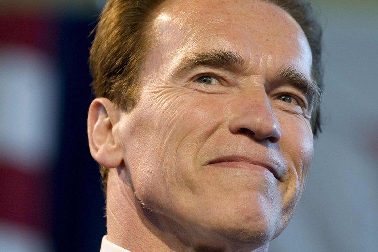 Arnold Schwarzenegger... (Photo: Reuters)