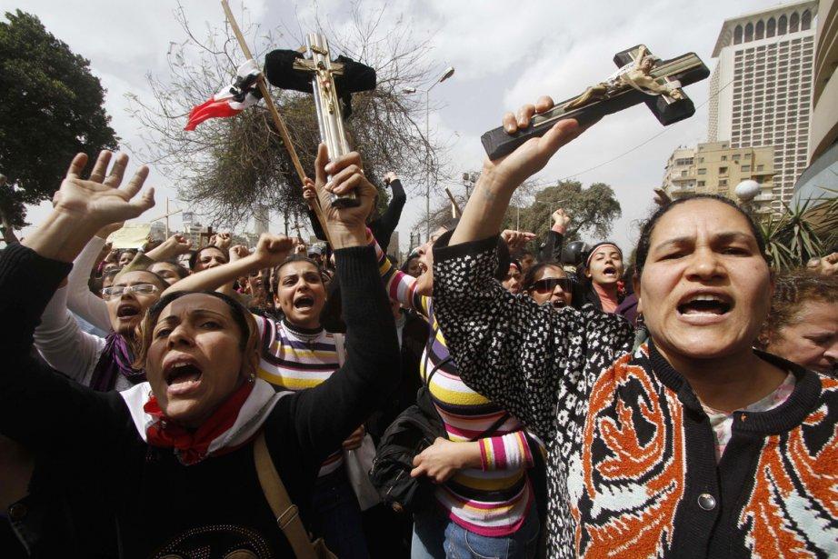 Des polémiques concernant des conversions supposées de chrétiennes... (Photo: Archives AFP)