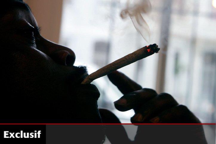 Qu'on décriminalise l'utilisation de la marijuana pour les... (Photo d'archives AFP)